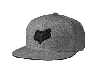 FOX  COPIUS SNAPBACK [HTR BLK]
