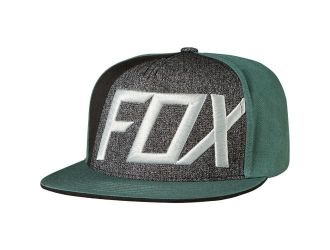 FOX  INVERTER SNAPBACK [DRK FAT]