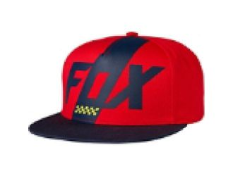 FOX  SCALENE SNAPBACK [RD]