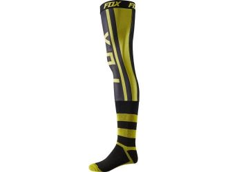 FOX  PROFORMA KB SOCK - PREEST [DRK YLW]