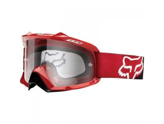 FOX  Airspc Goggle RED