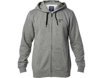 FOX  DISTRICT 1 ZIP FLEECE [HTR GRAPH]