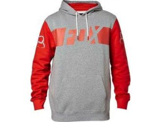 FOX  LIBRA PULLOVER FLEECE HEATER GRAPHITE