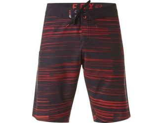 FOX  MOTION STATIC BOARDSHORT FLM RED