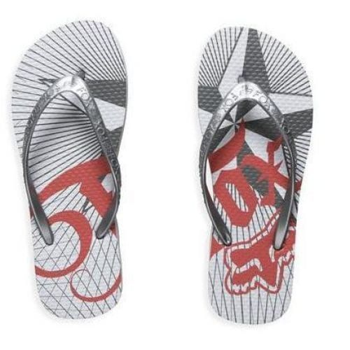 Incaltaminte FOX  SAMPLE GIRLS FEEL IT FLIP FLOP WHT