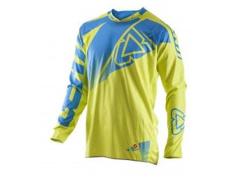 Leatt  JERSEY GPX 4.5 LITE  LIME/BLUE