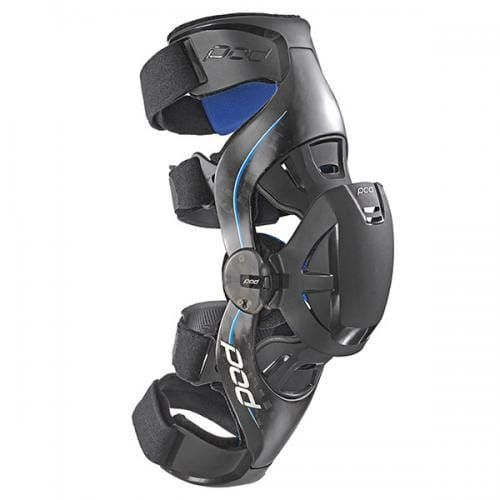 Genunchiere POD  POD K8 KNEE BRACE CARBON/BLUE