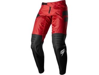 Shift  3LACK STRIKE PANT DARK RED