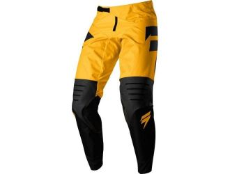 Shift  3LACK STRIKE PANT YELLOW