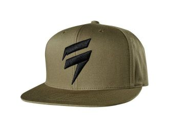 Shift  CORP HAT SNAPBACK [FAT GRN]