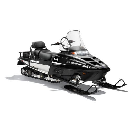 SNOWMOBILE Polaris 550 WideTrak LX '18