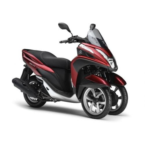SCUTERE Yamaha Tricity 125 ABS '18