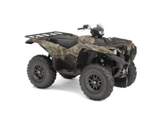 Yamaha Grizzly 700 EPS Camo '18