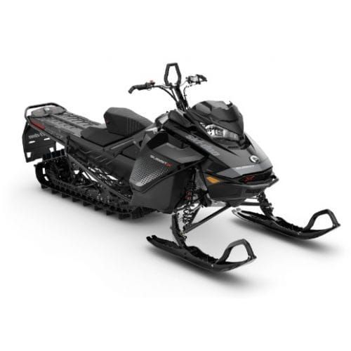 SNOWMOBILE Ski-Doo Summit X 154 850 E-TEC ICE Black Manual '19