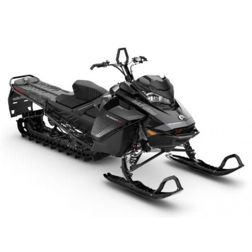 SNOWMOBILE Ski-Doo Summit X 165 850 E-TEC ICE Black Manual '19