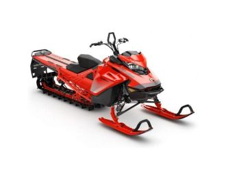 Ski-Doo Summit X 175 850 E-TEC ICE Red Dshot-Manual '19