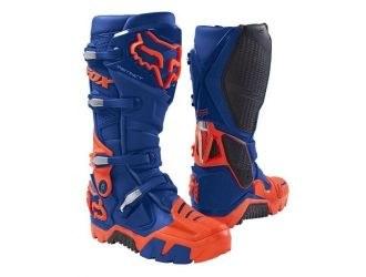 FOX  INSTINCT OFF ROAD BOOT [BLU]