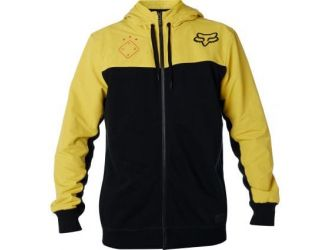 FOX  AXIS ZIP FLEECE [BLK]