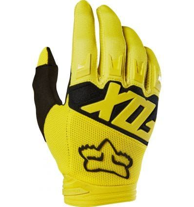 Manusi FOX  DIRTPAW RACE GLOVE [YLW]