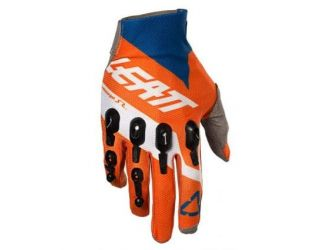 Leatt  GLOVE GPX 4.5 LITE  ORG/DENIM