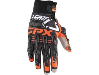 Leatt  GLOVE GPX 5.5 WINDBLOCK BLK/ORG