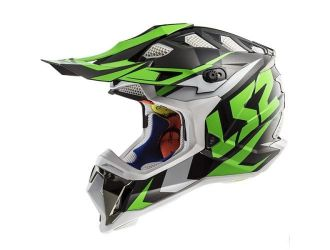 LS2 MX470 SUBVERTER NIMBLE Black White Green