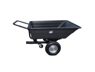 Remorca Shark ATV Trailer Garden 150 Black
