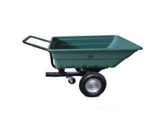 Remorca Shark ATV Trailer Garden 150 Green