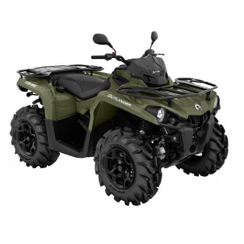 ATV Can-Am Outlander PRO 450 T '19