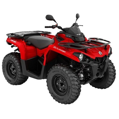 ATV Can-Am Outlander 450 T '19