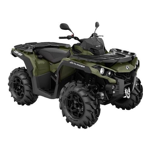 ATV Can-Am Outlander PRO+ 570 T '19