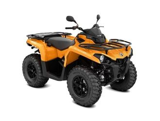 Can-Am Outlander DPS 570 T '19
