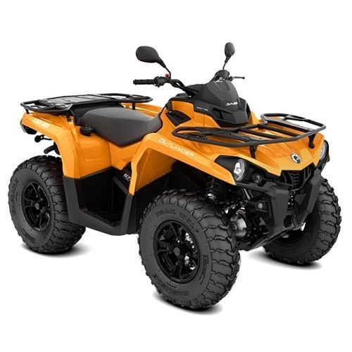 ATV Can-Am Outlander DPS 570 T '19