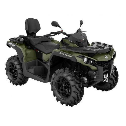 ATV Can-Am Outlander MAX PRO+ 570 T '19