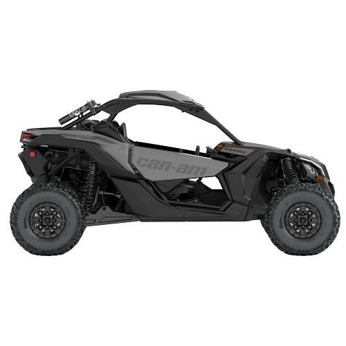 Can-Am Maverick X rs Turbo R Platinum Satin '19