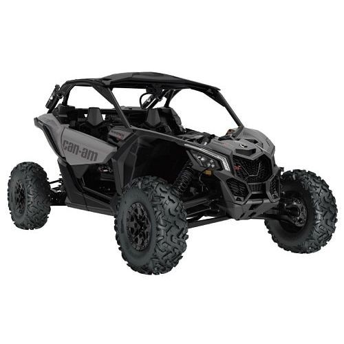 SXS Can-Am Maverick X rs Turbo R Platinum Satin '19