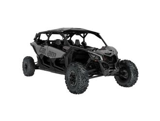 Can-Am Maverick MAX X rs Turbo R Platinum Satin '19