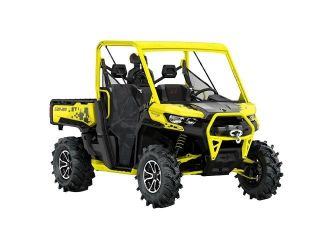 Can-Am Traxter X mr HD10 '19