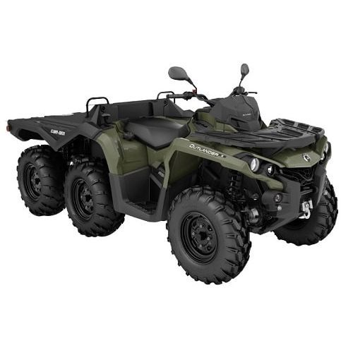 Can-Am Outlander 6x6 DPS 650 T '19