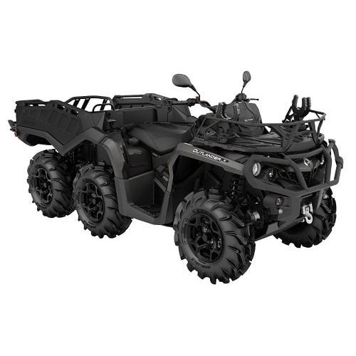 ATV 6x6 Can-Am Outlander 6x6 PRO+ 1000 T Farmer '19