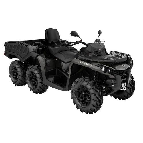 ATV 6x6 Can-Am Outlander MAX 6x6 PRO+ 1000 T Side Walls '19