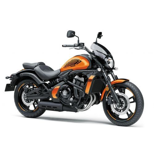 Descriere Kawasaki Vulcan S Cafe ABS '19