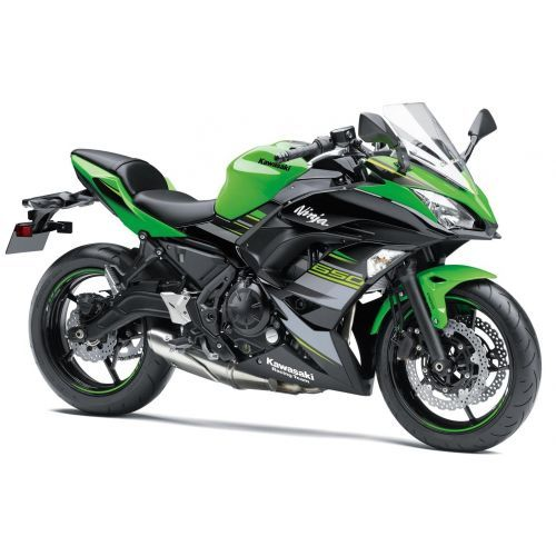 Descriere Kawasaki Ninja 650 KRT Edition ABS '19