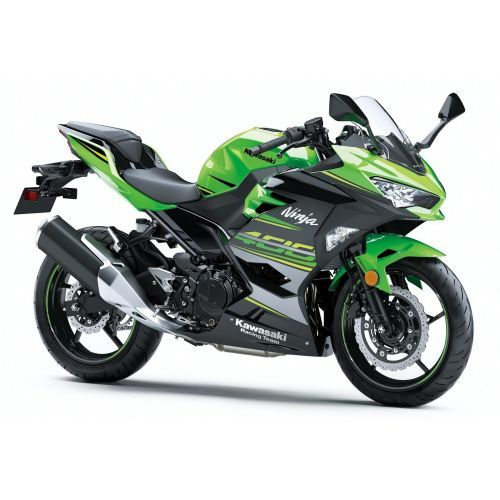 Descriere Kawasaki Ninja 400 KRT Edition ABS '19