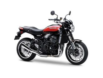 Kawasaki Z900RS ABS Brown/Orange '19