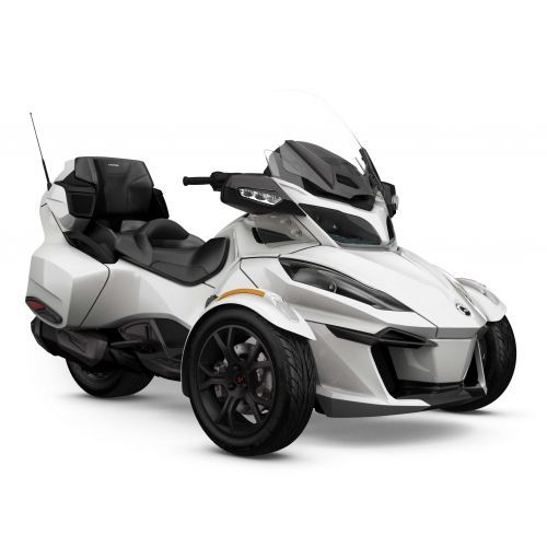 SPYDER Can-Am Spyder RT Limited SE6 Pearl White Dark '19
