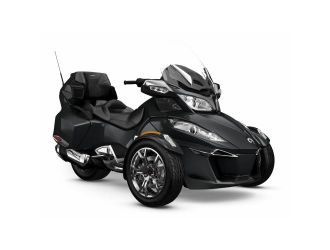 Can-Am Spyder RT Limited SE6 Asphalt Grey Metallic Chrome '19