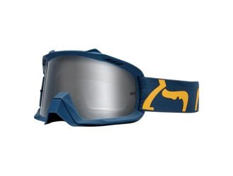 FOX AIR SPACE GOGGLE - RACE [NVY/YLW]