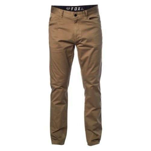 Pantaloni FOX STRETCH CHINO PANT [BRK]
