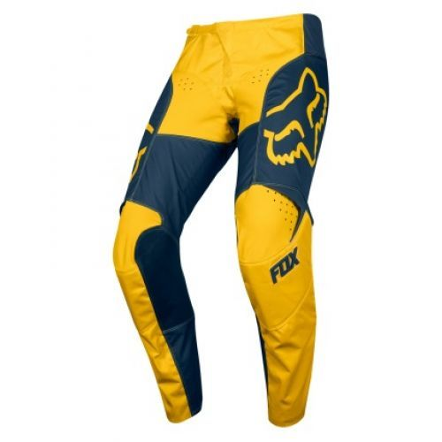 FOX 180 PRZM PANT [NVY/YLW]
